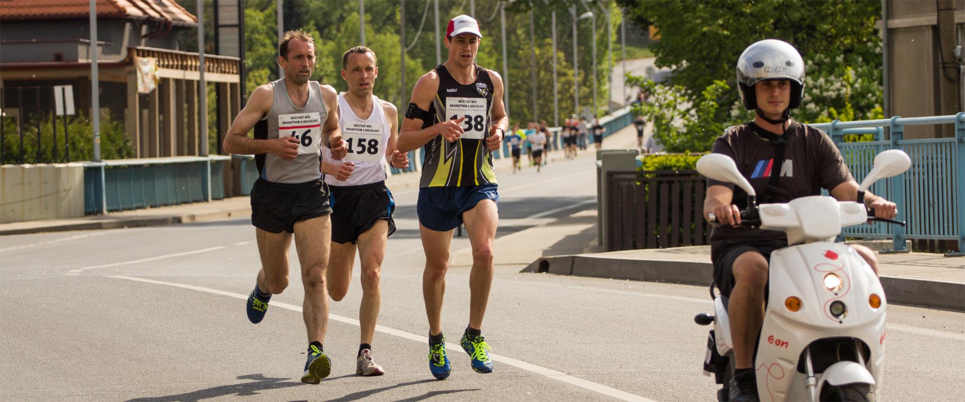 Městský běh 2017